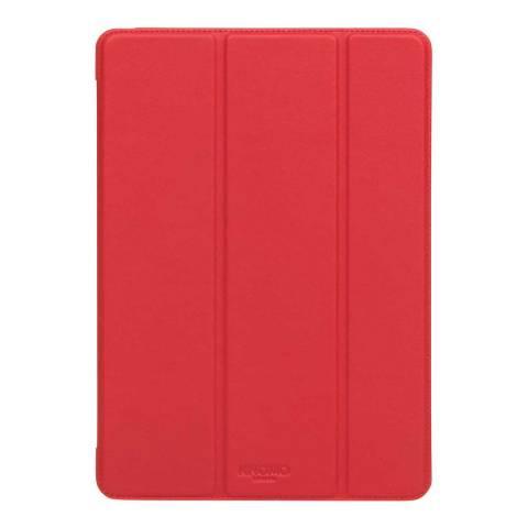 Knomo Scarlet Ipad Pro Leather 9.7'' Tri-Fold Folio Case