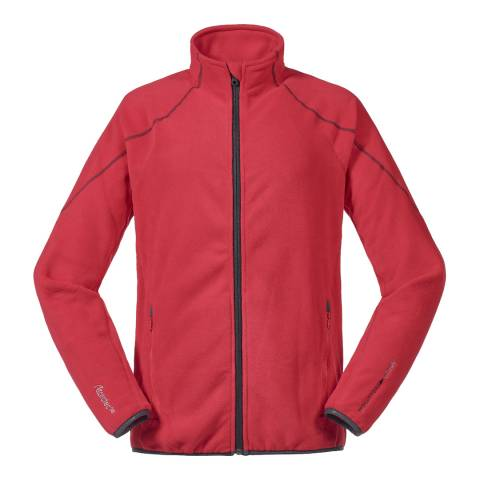 Musto Men's Red Fleece Jacket