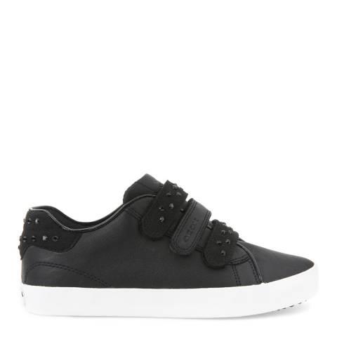 Geox Junior Girl Black Kilwi Sneakers