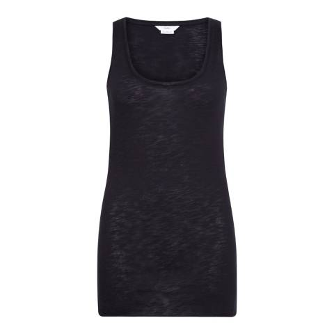 Charli Carbon Blair Cotton Blend Vest Top