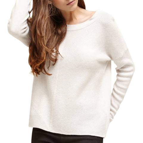 Charli Downy Mallorie Cotton/Wool Blend Jumper