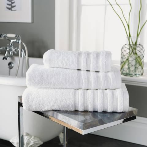Behrens Revive Bath Sheet, White