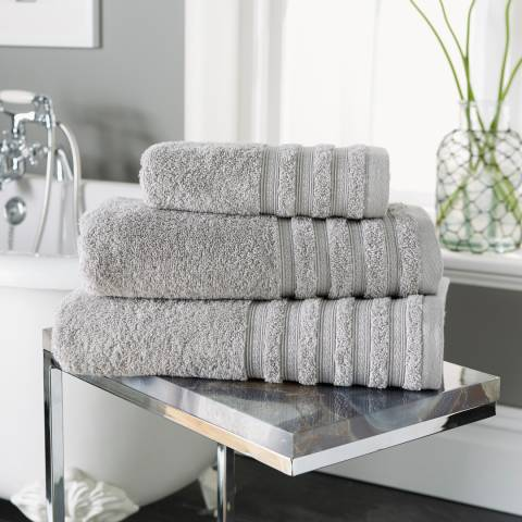 Behrens Revive Bath Sheet, Grey