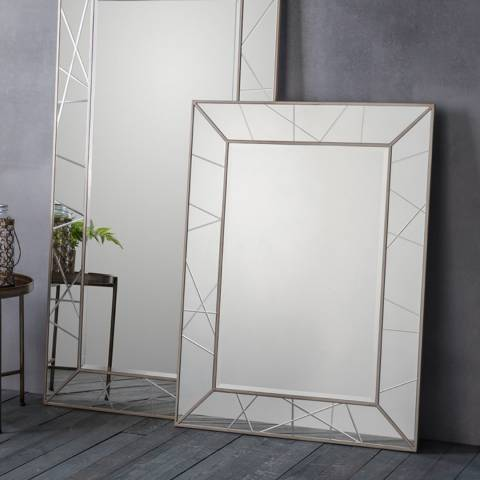 Gallery Hoyton Wall Mirror 118x89cm