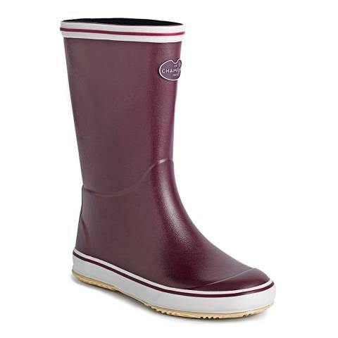 Le Chameau Women's Cherry Brehat Boots