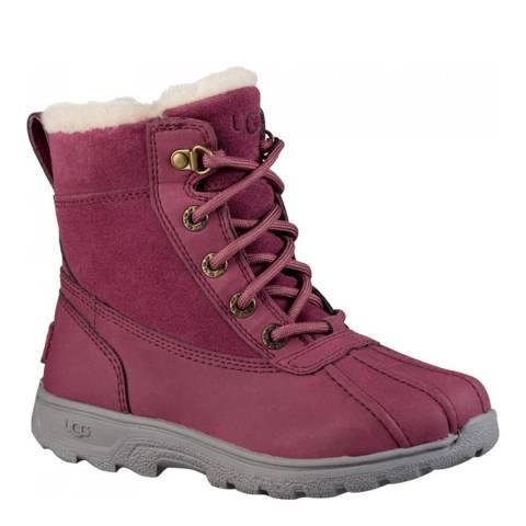 UGG Kid's Pink Leggero Boots