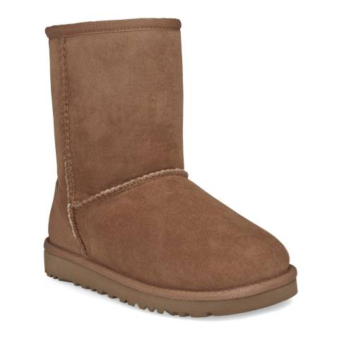UGG Kid's Chestnut Classic Suede Boots