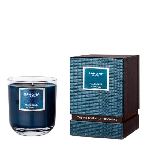 Bahoma Ylang-Ylang & Oakmoss Mandles Collection Candle