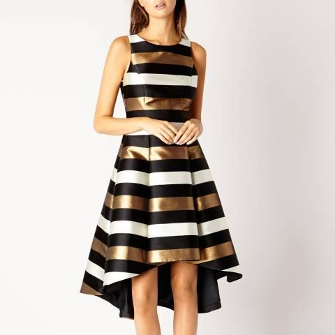 Coast Metallic Makena Dress