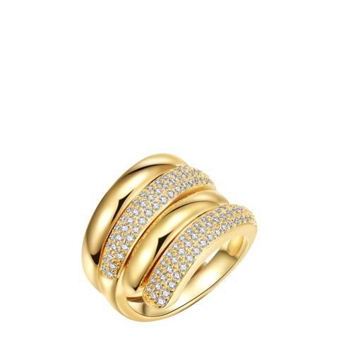 Runway Gold Ring