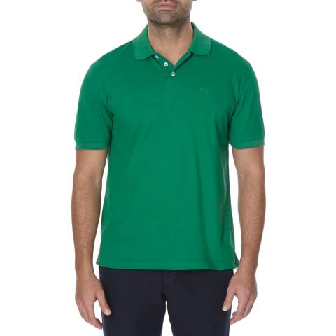 Oliver Sweeney Bright Green Wincanton Polo Shirt