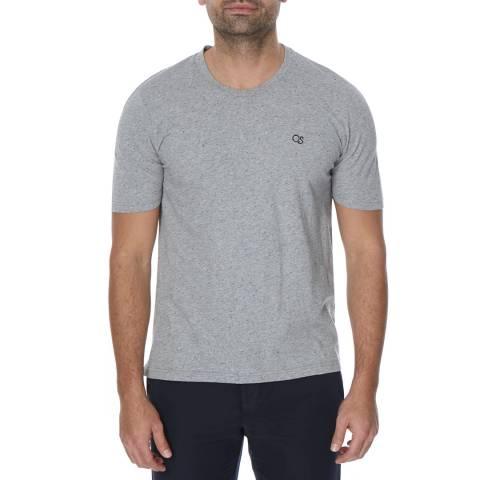 Oliver Sweeney Grey Marl Castelo Tshirt