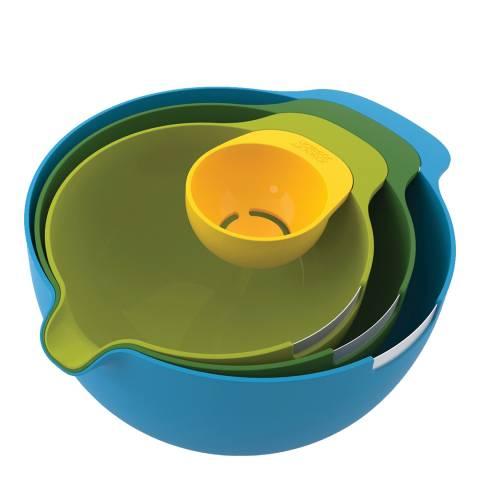Joseph Joseph Multicolour Nest Mixing Bowls