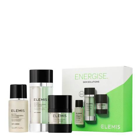 Elemis Energise Optimum Skin Set WORTH £112
