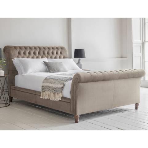 Gallery Knightsbridge 6' Bed in Field Beige
