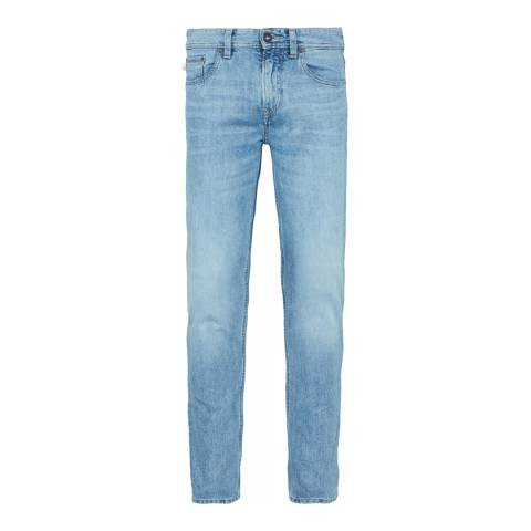 Timberland Light Blue Sargent Lake Slim Fit Denim