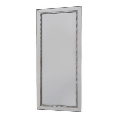 Gallery Silver Juniper Wall Mirror 137x56cm