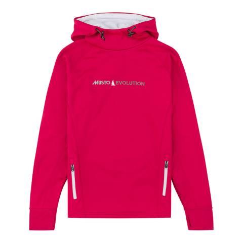 Musto Women's Pink Original Hoody