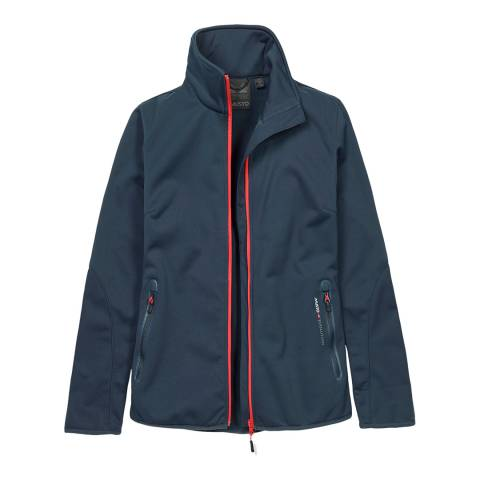 Musto Women's Navy Softshell Jacket