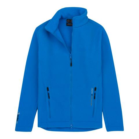 Musto Men's Blue Deck Fleece Jacket