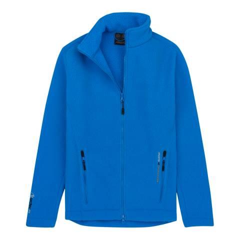 Musto Men's Blue Deck Fleece Jacket