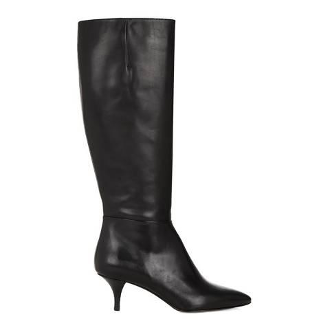 Hobbs London Black Freya Knee High Boots