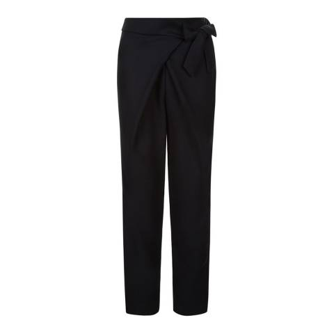 Hobbs London Black Sundas Trousers