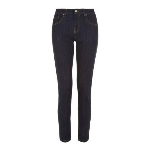 Hobbs London Navy Dickenson Skinny Jeans