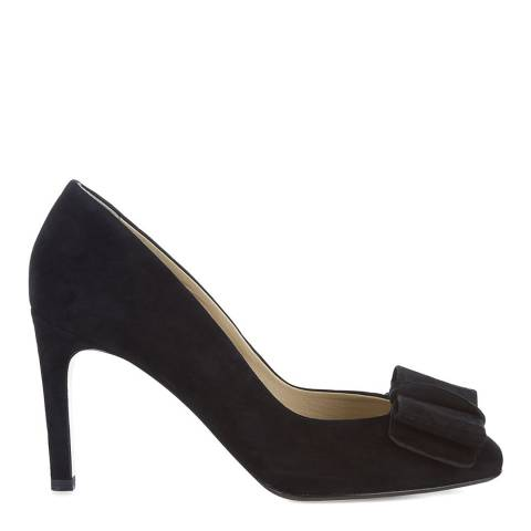 Hobbs London Black Suede Mia Court