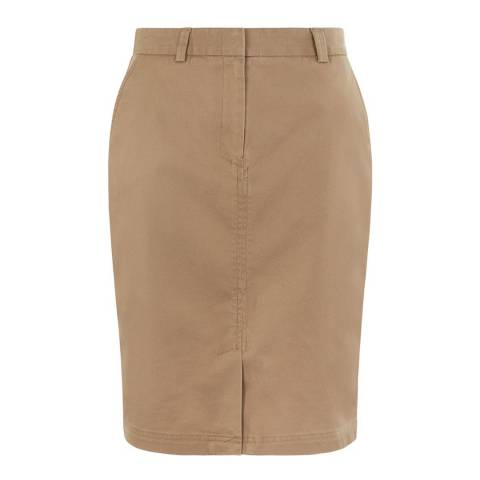 Hobbs London Brown Clementina Skirt