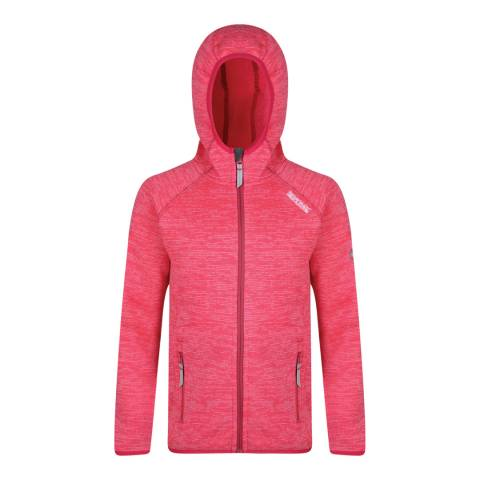 Regatta Fuchsia Dissolver Hooded Fleece