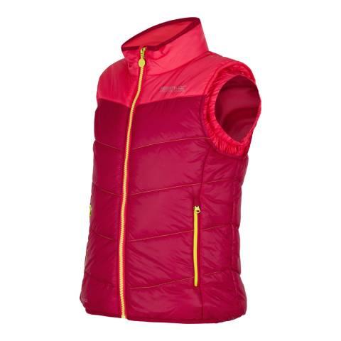 Regatta Red Icebound II Bodywarmer Gilet