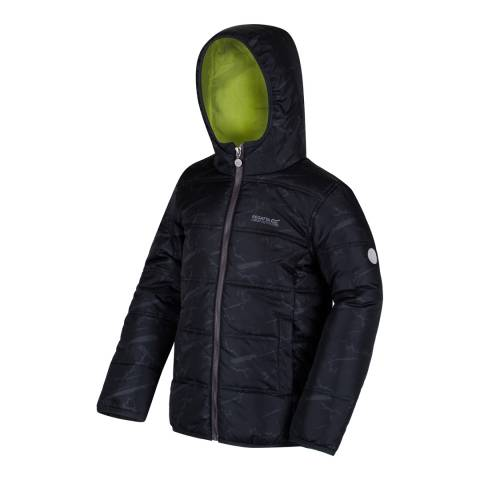 Regatta Charcoal Coulby II Quilted Jacket