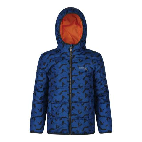 Regatta Ocean Blue Coulby II Quilted Jacket