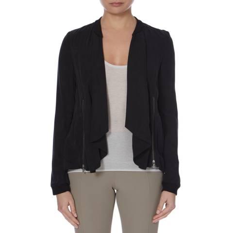 BOSS ORANGE Black Odrapy Jacket