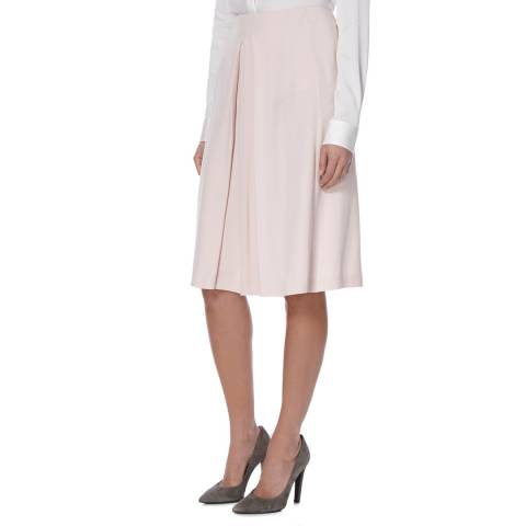 Boss by Hugo Boss Light Pink A Line Voniva Skirt