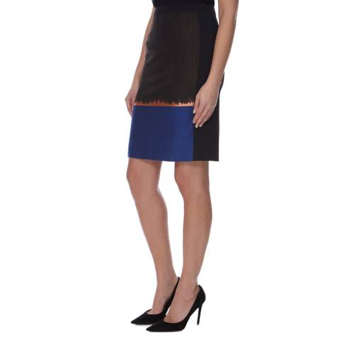Boss by Hugo Boss Black/Multi Veroni Pencil Skirt