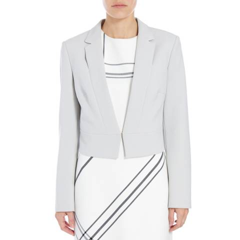 Boss by Hugo Boss Medium Grey Juleti Jacket