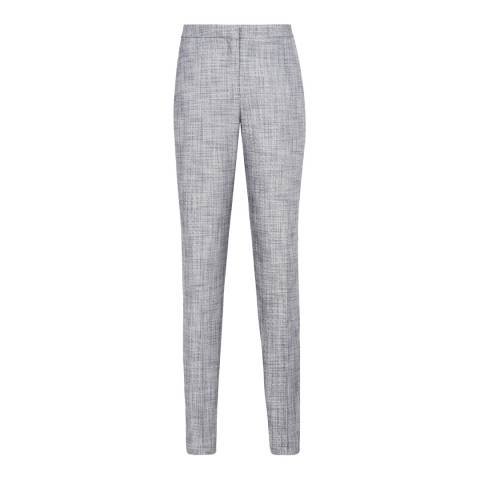 Reiss Grey Tailored Remi Trousers