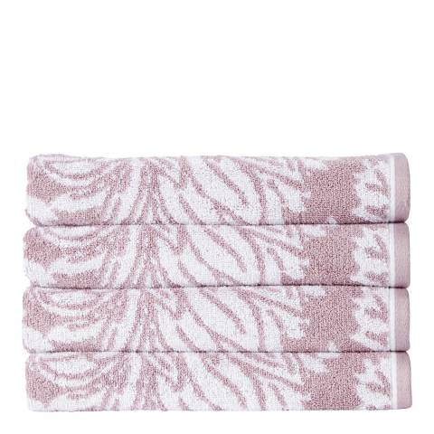 Christy Wisteria Beauvais Hand Towel