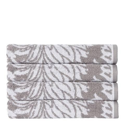 Christy Slate Beauvais Bath Towel