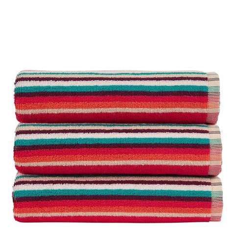 Christy Berry Henley Stripe Bath Sheet