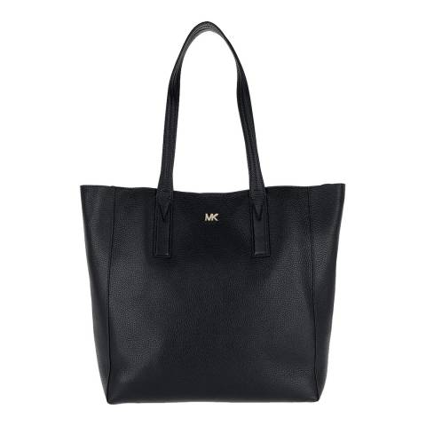 Michael Kors Admiral Blue Junie Leather LG Tote Bag