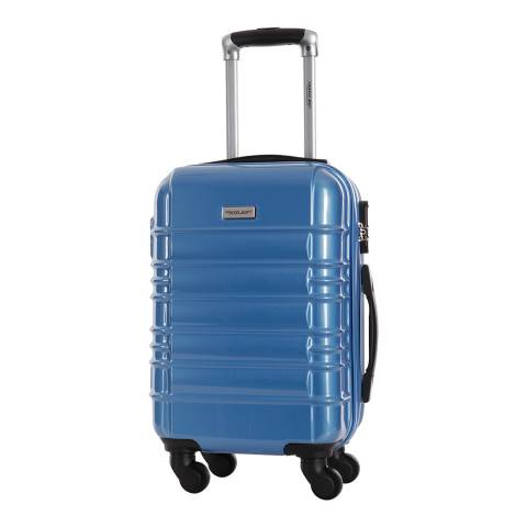 Travel One Blue Princeton Spinner Suitcase 65cm