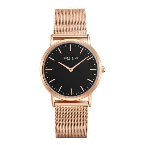 East Village East Village Lady Watch rosé gold rosé gold