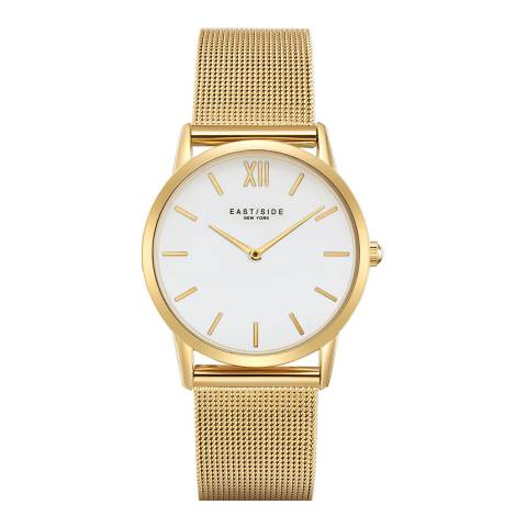 East Village Upper Union Lady Watch yellow gold yellow gold