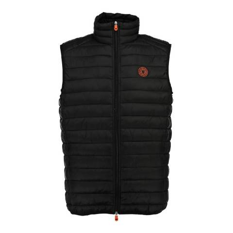 Geographical Norway Men's Black Vudrex Gilet