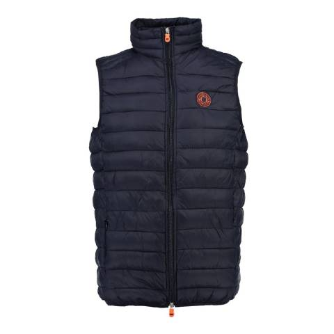 Geographical Norway Men's Navy Vudrex Gilet