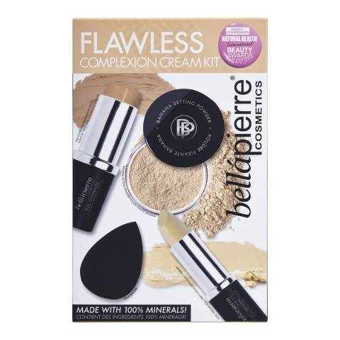 Bellapierre Medium Flawless Complexion Cream Kit