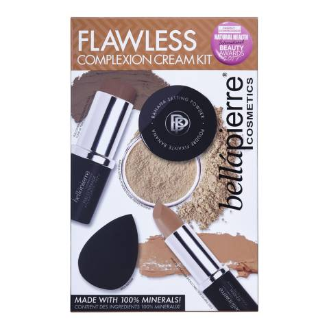 Bellapierre Deep Flawless Complexion Cream Kit